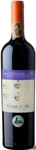 Vinho Tinto Italiano La Collina Dei Re Dolcetto D´Alba D.O.C. 750ml