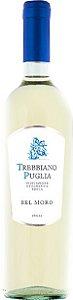 Vinho Branco Italiano Bel Moro Trebbiano Puglia IGT 750ml
