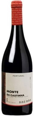 Vinho Tinto Português Monte Da Castinha 750ml