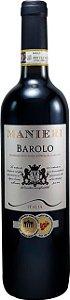 Vinho Tinto Italiano Manieri Barolo DOCG 750ml