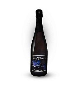 Vinho Espumante Espanhol Cava Chozas Carrascal Brut Nature 750ml