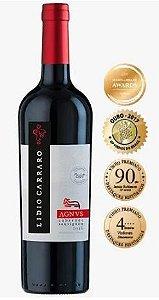 Vinho Tinto Brasileiro Lidio Carraro Agnus Cabernet Sauvignon 750ml