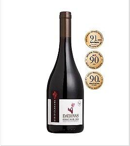Vinho Tinto Brasileiro Lidio Carraro Dádivas Pinot Noir 750ml