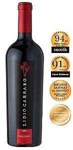 Vinho Tinto Brasileiro Lidio Carraro Grande Vindima Tannat 750ml