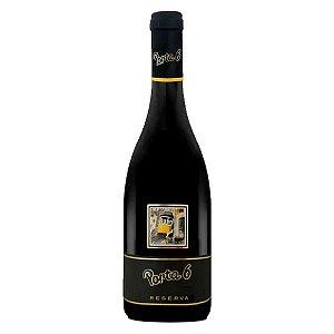 Vinho Tinto Português Porta 6 Reserva 750ml