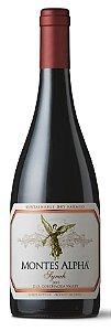 Vinho Tinto Chileno Montes Alpha Syrah 2015 750ml