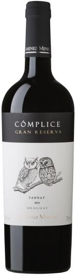 Vinho Tinto Uruguaio Complice Gran Reserva Tannat 750ml