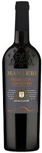 Vinho Manieri Primitivo Di Manduria 750ml Tinto Italiano