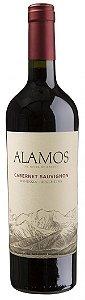 Vinho Alamos Cabernet Sauvignon 2017 750ml Tinto Argentino