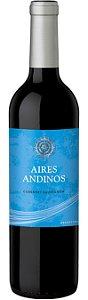 Vinho Tinto Aires Andinos - Cabernet Sauvignon - 2020