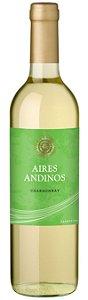 Vinho Branco Aires Andinos - Chardonnay - 2020