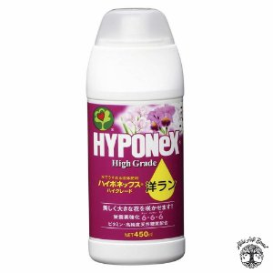 Fertilizante Japonês Hyponex Pink 6-6-6  450ml