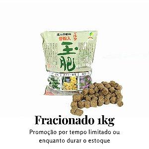 Maruta Tamahi 1kg Fertilizante Organico Composto Classe A 5-4-1 (Fracionado)