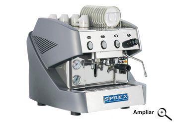 Promoção - Farat Maquina de Cafe Profissional 01 grupo Sprex - Máquina de cafe expresso