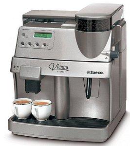 Promoção - Saeco Vienna Digital Super automática Café Expresso e Cappuccino e Coffee Machine, Maquina de cafe Saeco Digital.