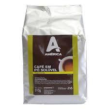 Café solúvel América 510gramas