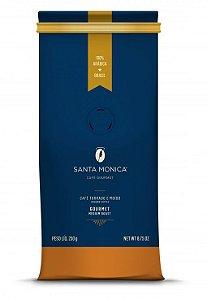 Café em pó moído Santa Monica 250g