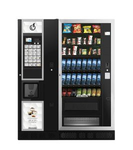 Máquina de Café Vending Machine LEI 600 BIANCHI EASY - MaxCoffee Quality