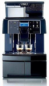 Maquina de Cafe Expresso - CAFETEIRA SAECO MAQUINA EXPRESSO AUTOMÁTICA ITALIANA AULIKA EVO COM MOEDOR - MaxCoffee Quality