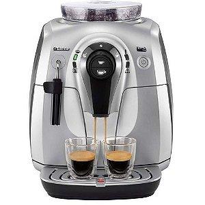Maquina de Cafe Expresso - Locação e venda - Cafeteira Philips Saeco Xsmall Hd8745 Máquina Café Expresso Automática - MaxCoffee Quality