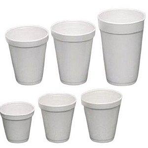 Copo isotérmicos 88ml Para Padarias, Empresas, Restaurantes, Empresas - Pacote com 20 copos.