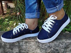 Tênis Jeans Escura- Mary Esteves