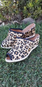 Tamanco Animal Print-Mary Esteves