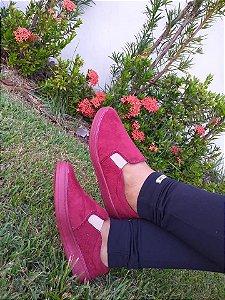 Slipper Vermelho- Mary Esteves