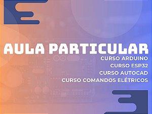 Curso Arduino I Esp32 I Comandos Elétricos I Autocad I Solidwork PARTICULAR