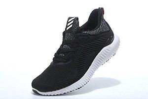 Tênis Adidas AlphaBounce - Masculino - Preto