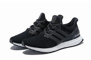 Tênis Adidas Ultraboost 3.5 Masculino - Preto e Branco