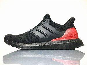 Tênis Adidas Ultraboost 3.5 Masculino - Preto e Vermelho