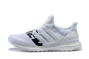 Tênis Adidas Ultraboost Undefeated - Masculino - Branco