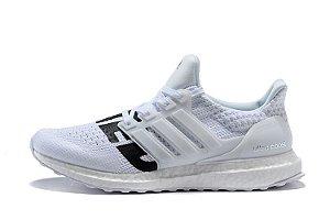 Tênis Adidas Ultraboost Undefeated - Masculino - Branco