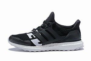 Tênis Adidas Ultraboost Undefeated - Masculino - Preto e Branco