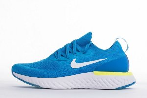 Tênis Nike Epic React Flyknit - Masculino - Sky Blue