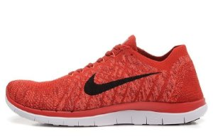 Tênis Nike Free 4.0 LunarGlide 6 - Masculino - Vermelho