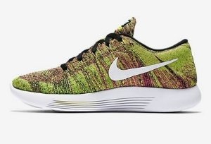Tênis Nike LunarEpic Low Flyknit - Masculino - Colorido