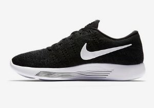 Tênis Nike LunarEpic Low Flyknit - Masculino - Preto