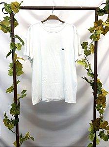 Camiseta Branca Osklen (M)