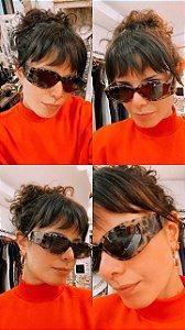 Óculos de Sol vintage camuflado