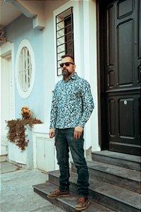 Camisa camuflada jeans 4