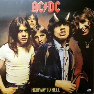 LP AC DC - Highway to Hell