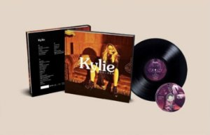 LP + CD + Livro - Golden - Kylie Minogue