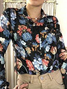 Camisa estampada Auslander S