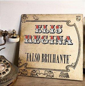 """Disco """"Falso Brilhante"""" por Elis Regina 1976"""