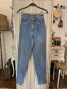 Calca Cintura Alta Vintage 36