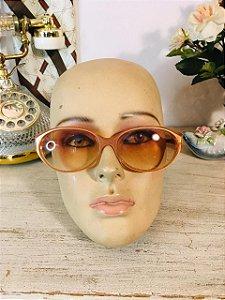 Óculos de Sol Vintage oval