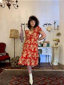 Vestido Vintage Serena P