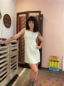 Vestido Vintage decote reto (40)